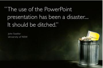PowerPoint désastre - Stop au PowerPoint - Nicolas Beretti